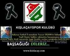 Futbol İl Temsilcisi Tezcan Demir'in Baba Acısı!