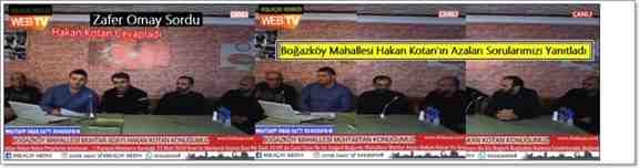 Kışlaçay Medya : Boğazköy Mahallesi Muhtar Adayı Hakan Kotan'ı Konuk Etti!