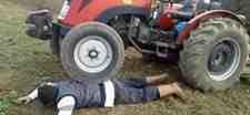Vatandaş Mazot Fiyatlarına Traktörle Tepki Gösterdi!