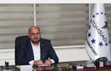 TÜMSİAD Sakarya Şube Başkanı Ahmet Ölmez 'İşçi Memnun İşveren Sıkıntılı'