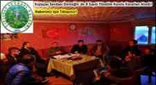 Kışlaçay Sevdası Derneğin'de 8 Sayılı Yönetim Kurulu Kararları Alındı!