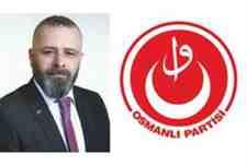 Osmanlı Partisi'nin Sakarya İli Başkanı Cemil Kaya Oldu!