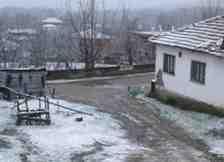 Kışlaçay'da Kar Yağışı Başladı!(İlk Video Görüntüler)
