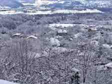 Meteoroloji Kışlaçay'da Haftasonu Kar Yağışı Etkili Olacak!