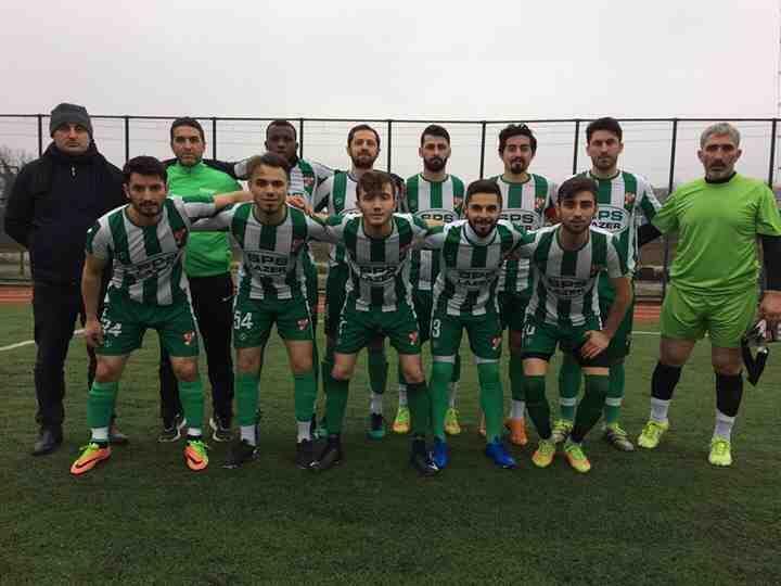 Arifiyespor 5-0 Kışlaçayspor 90 Dakika Futbol!