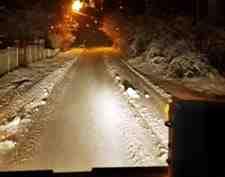 Arifiye Belediyesi Kışlaçay Ve Boğazköy Rampasını Kürüyor!
