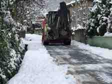 Arifiye Belediyesi Kar Küreme Çalışması Kışlaçay'da Aralıksız Devam Ediyor!