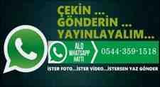 Kışlaçay WhatsApp Haber Hattı,Siz Gönderin, Biz Yayınlayalım!