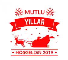 Kışlaçay Mahallesi 2019  Yeni Yıl Geldi. Hoş Geldi.