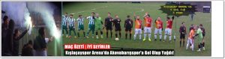 Kışlaçayspor Arena'da Akovabarışspor'a Gol Olup Yağdı!(Maç Özeti)