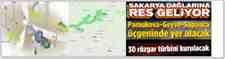 Pamukova-Geyve ve Sapanca İlçeleri Arasındaki Dağlara Kurulacak!