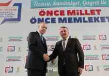 Cumhurbaşkanı Recep Tayyip Erdoğan Arifiye'ye Geliyor!