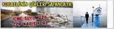 Kartepe İlçesi Çöp Depolama Alanın'dan Sapanca Gölü'ne Çöp'mü Karışıyor!