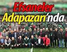 Turhan Sofuoğlu'da Bulunduğu Efsaneler Yıllar Sonra Atatürk Stadyumunda!