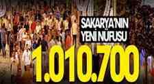 TÜİK Türkiye Ve Sakarya'daki Nüfus Verilerini Açıkladı!