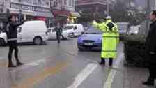 Dikkat :Artık Trafikte Geçiş Üstünlüğü Yayalarda!