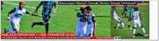 Kışlaçayspor'un Nijeryalı Oyuncusu Hamede Abodun Sholaja Boluspor İle Anlaşma Sağladı!