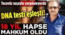 """Arifiye'li Şöför'ün""""DNA Testi Eşleşti""""18 Yıl Hapse Mahkum Oldu!"""