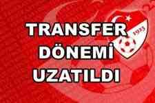 Amatörde 2. Transfer Dönemi Uzatıldı!