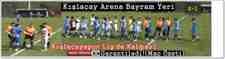 Kışlaçay Arena Bayram Yeri Kışlaçayspor Lig'de Kalmayı Garantiledi!(Maç Özeti)