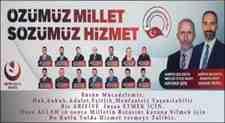 Başkan Adayı Yazıcı Boğazköy Mahallesini Ziyarette Edecek!