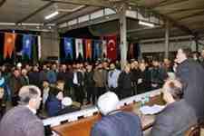 Arifiye Belediye Başkanı Karakullukçu'ya Mahallelerde İlgi Büyük!