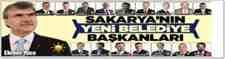 Sakarya'nın Belediye Başkanları Hayırlı Olsun!