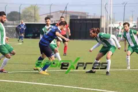 Kalaycıspor-Sapanca Gençlikspor: 4-2 (Maç Özeti)
