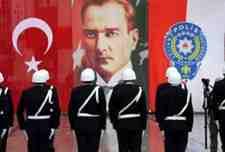 Türk Polis Teşkilatı'nın kuruluşunun 174. yıl dönümü, törenle kutlandı.