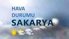 Meteoroloji'den Sakarya'da Yağmurlu Günler Bekleniyor!