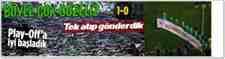 Sakaryaspor 1-0 Samsunspor (Maç Özeti)
