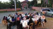 Kışlaçay Sevdası Kadın Kolları İftar Programı Düzenledi!