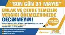 Arifiye Belediyesin'den Emlak Ve Çevre Temizlik Vergisi Duyurusu!