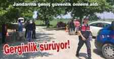 Çınardibi-Kumbaşı-Mollaköy Mahallerinde Jandarma'dan Sıkı Güvenlik Önlemi!