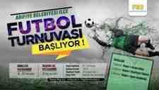 Arifiye Belediyesi İlçe Turnuvası Başlıyor!