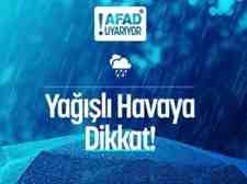 Sakarya AFAD'tan Sel Felaketi Öncesi Uyarısı!