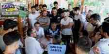 Arifiye Belediyesi İlçe Futbol Turnuvasında Kuralar Çekildi.