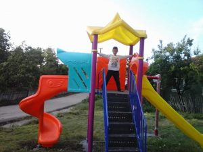 Kışlaçay'lı Vatandaşlar Çocuk Parkına Çözüm İstiyorlar!..