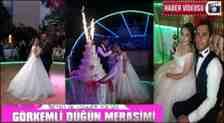 Beyza & Soner Yüksek Çiftinin İzmir'de Düğün Töreni Sıra Sakarya'da!
