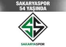 Sakaryaspor 54 Yıllık Şanlı Tarih Yaşını Kutluyor!