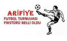 Arifiye Futbol Turnuvası Kışlaçay Takımlarının Fikstürü!