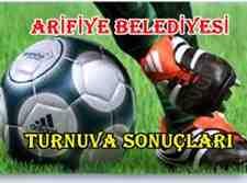 Arifiye Futbol Turnuvasın'da Kışlaçay Takımlarının Sonuçları!