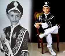 Kerim Yazıcı'dan Erkekliğe İlk Adım!!!Sünnet Davetiyesi