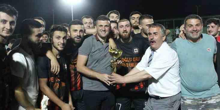 Arifiye İlçe Futbol Turnuvası Sona Erdi.(İşte Şampiyon Takımlar)