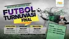 Arifiye Belediyesi İlçe Futbol Turnuvasında Final Heyecanı!