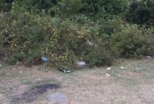 Komşu Doğançay Mahallesinde Çöp Atıkları Şikayeti!