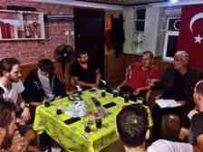 Kışlaçay Muhtarı Cemal Aldemir Köy Gençliği İle Toplantı Yaptı!