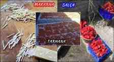 Kışlaçay Mahallesi Hanımlarının Kış Hazırlıkları Başladı!!
