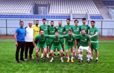 Kışlaçayspor hazırlık maçında Hacımercanspor'u 7-1 mağlup etti!