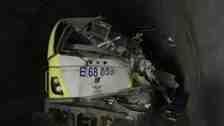 Bilecik'te Tren Kazası! 2 Makinist Hayatını Kaybetti!